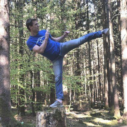 Sidekick im Wald, Ralf Ulbig