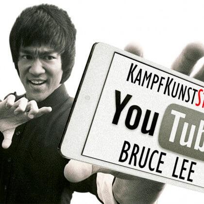 Bruce Lee - YouTube Kurzbiografie