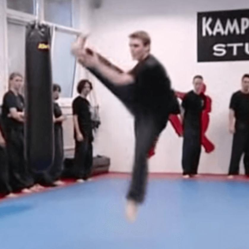 Der BR bei Kung Fu München im Kampfkunst-Studio