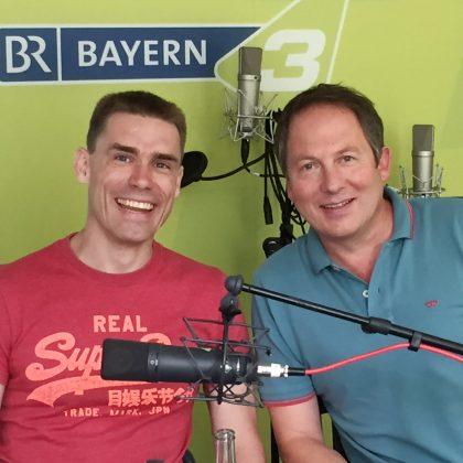 """Ralf Ulbig mit Thorsten Otto bei """"Mensch, Otto!"""""""