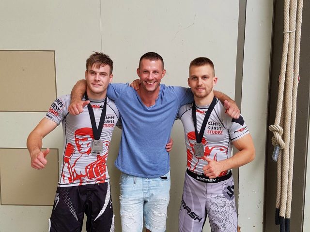 Erfolgreiche MMA-Kämpfer des Kampfkunst-Studios Erding